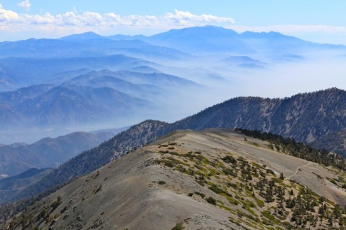 Mt. Baldy, San Gabriel Mountains @ californiathroughmylens.com