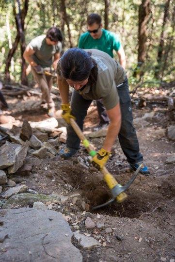 Volunteer Bay Area Climbers Coalition