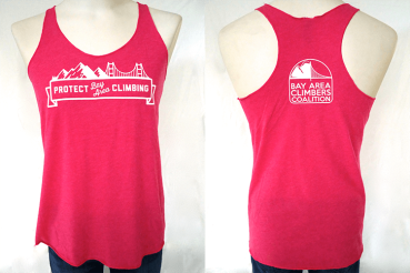 Women's Tank Hot in Pink